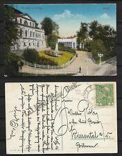 Polska, Poland, pocztówka/ widokówka/ postcard - Cieszyn - K.u.K. Militar (c5)