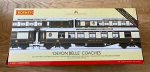 Hornby R4251 Devon Belle Coach Pack