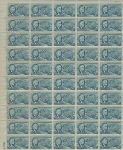 Scott 933 - Roosevelt. Sheet of 50. MNH.   #02 933sh50