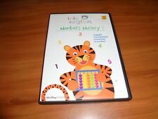 Baby Einstein: Numbers Nursery (DVD Full Frame 2003) Used Disney