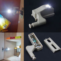 Universal Kitchen Cabinet Cupboard Wardrobe Inner Hinge LED Sensor Lamp Light