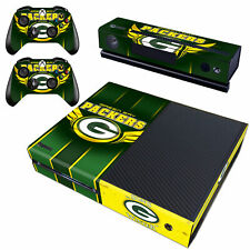 Regular Xbox one Consoles Controller Vinyl Decal Stickers Skin Green Bay Packers