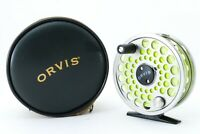 *Excellent+++* Orvis Battenkill BBS IV Fly Fishing Reel W/ Case 683325