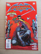 Batman And Robin 10 . DC 2010 - VF - minus