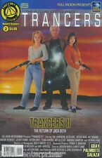 Trancers #2 (Of 3) Movie Poster Variant Comic Book 2015 Action Lab - Danger Zone