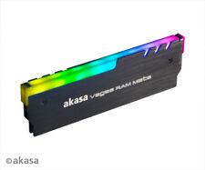 More details for akasa ak-mx248 vegas ram mate addressable rgb ram led kit