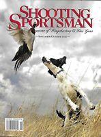 Shooting Sportsman Magazine Ernest Hemingway Grouse Wide Open Sharptails 2009
