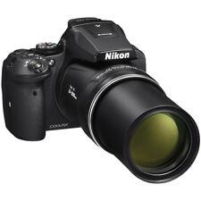 Nikon Coolpix P900 16Mp 83x Optical Vr Super Zoom Lens Digital Camera - Black