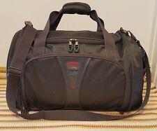 Tumi t tech gray duffle bag carry on travel 5599grh