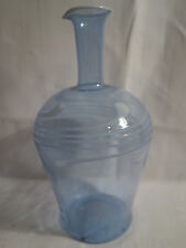 kleine Karaffe  Glas  Lauscha Thüringen