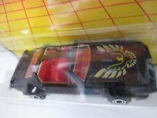Matchbox Die Cast Metal Black Pontiac Trans Am Bandit Car 1983 New Old Stock