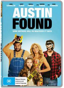 Austin Found (DVD, 2018)