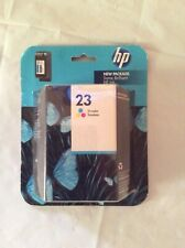 HP 23 Tricolor Ink Cartridge