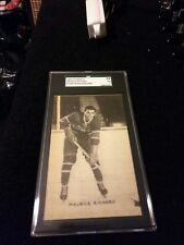 1948-52 Exhibits Hockey MAURICE rocket RICHARD ROOKIE RC SGC 84/7 Canadians