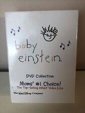 Baby Einstein DVD Collection Disney Moms # 1 Choice 26-disc DVD Set Complete