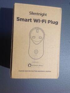Silentnight Alexa Enabled Smart Home Plug Compatible App