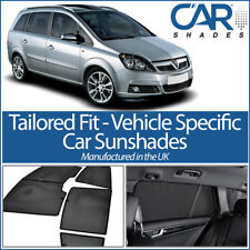 Vauxhall Zafira 5dr 05-11 UV CAR SHADES WINDOW SUN BLINDS PRIVACY GLASS TINT
