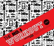 NO.1 WORKOUT ALBUM 3 CD NEU AFROJACK/TINA MORE/YASMIN/+