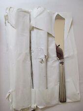 12pc NEW Mepra Cake Knife Sole Silver AZ10191117 Free Shipping