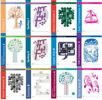 numeracy & literacy workbooks KS1 KS2 ages 5-11years Schofield Sims home learnin