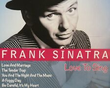 FRANK SINATRA,Best of Hits NEW! CD,20 Tracks,Love & Marriage,All of Me,Love