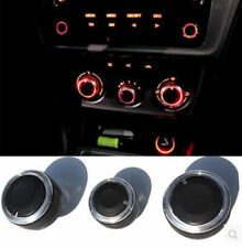 VW GOLF PASSAT TIGUAN TOURAN JETTA CADDY SIROCCO HEATER CONTROL KNOBS UPGRADE
