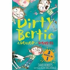 A Dollop of Disaster: Fetch! Ouch! Kiss! (Dirty Bertie)