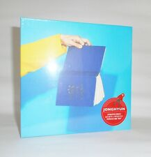 K-POP JONGHYUN SHINEE 1st Album [좋아/GOOD/LIKE] CD + Photobook + Photocard Sealed