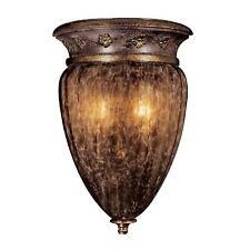Metropolitan N6081-194 Sanguesa Patina 2-Light Lantern Wall Sconce