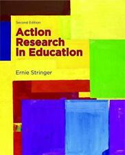 Action Research in Education by Ernie Stringer Paperback Book (English)