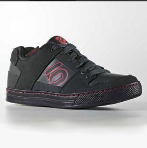 Five Ten Freerider Elements Flat Sole MTB Shoes UK 9,5 EUR 44 Grey/Red SKU5183