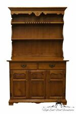 TELL CITY Young Republic Rock Maple 44″ Buffet Welsh Cupboard