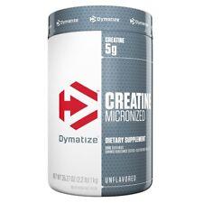 Dymatize Micronized CREATINE Monohydrate  200 Servings 1000g