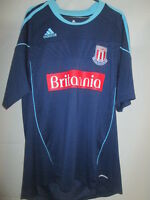 Stoke City 2010-2011 Player Issue Football Shirt Size Extra Large xl /15004