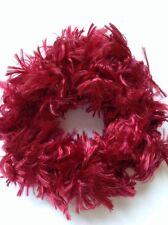 Rosso un orsacchiotto pelliccia Capelli Parrucchino/Bobble