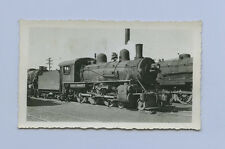 New York, Ontario & Western 4-6-0 Locomotive #35 - Vintage B&W Railroad Photo