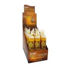18 tubes HASK Macadamia Hot Oil Treatment NEW all hair types nourish rejuvenate