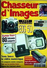 Chasseur d'Images 177 - Exclusif Canon EOS 50 Leica minilux Multigrade IV APS