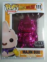 MAJIN BUU (PINK CHROME) SPECIAL EDITION #111 - FUNKO POP! DRAGON BALL Z