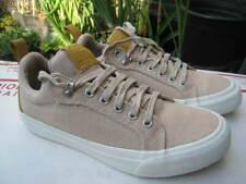 Converse All Star Canvas Leather Trim  Brown Shoes Men  Men  7 WO's  8.5 149415C