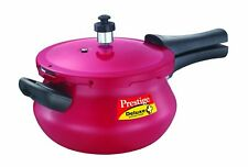 Prestige Deluxe Plus Mini Junior Induction Base Aluminium Pressure Handi, 3.3L
