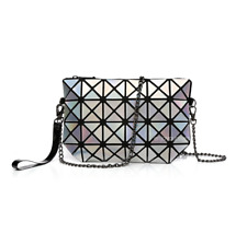 Women Fashion Hologram Handbag Purse Crossbody Clutch Tote Satchel New