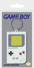 Nintendo Gummi-Schlüsselanhänger Gameboy 6 cm NEU & OVP