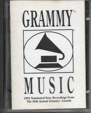 Grammy Music Rare 1993 MiniDisc Mini Disc Compilation Pearl Jam, Alice In Chains
