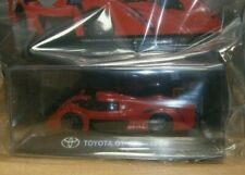 Panini Supercars Collection Partwork #52 Diecast 1:43 Model Toyota GT-One 1998