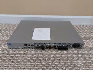EMC Brocade 320 DS-300B 24 Port 24 Active 8GB Fibre Channel SAN Switch + License