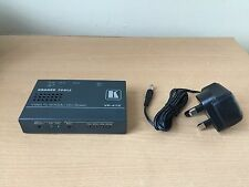 Kramer VP-415 Composite Video & S-Video To DVI Scaler ProScale™ Digital Scaler