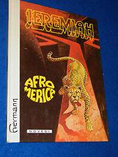 1983 BD JEREMIAH 7 - AFRO MERICA afromerica - HERMANN - NOVEDI proost BELGIUM