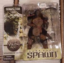 McFarlane Toys - Spawn the Viking Age Series 22 Berserker the Troll NIB