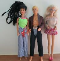 1980 Barbie Doll Lot